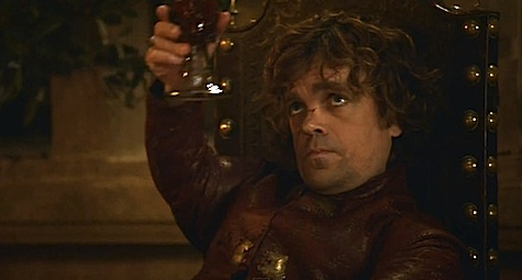 Game of Thrones Sorting Hat Tyrion