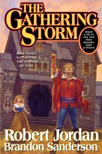 The Gathering Storm Robert Jordan Brandon Sanderson Hugo Award