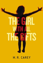 The Girl with all the gifts mr carey