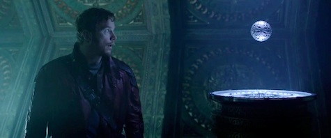 Guardians of the Galaxy Star-Lord Orb