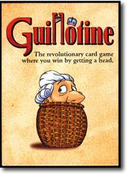 Guillotine board game