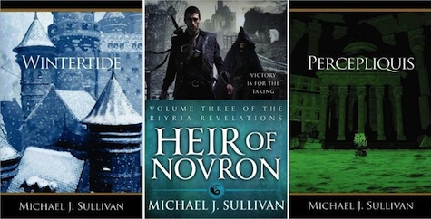 Heir of Novron Michael J Sullivan