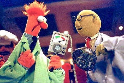 Muppets, Bunsen Honeydew