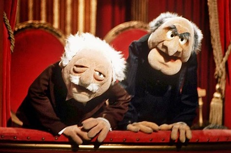Muppets, Statler and Waldorf
