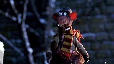 Muppets, Rizzo