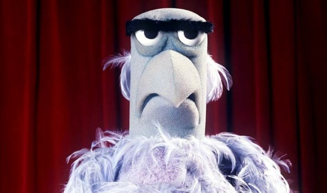 Muppets, Sam Eagle