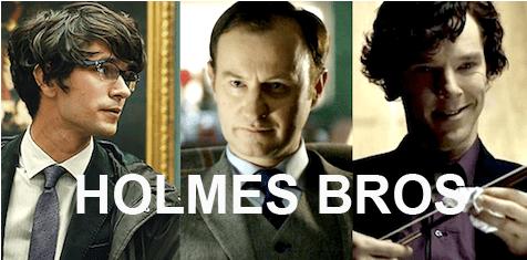 Sherringford, Mycroft, Sherlock