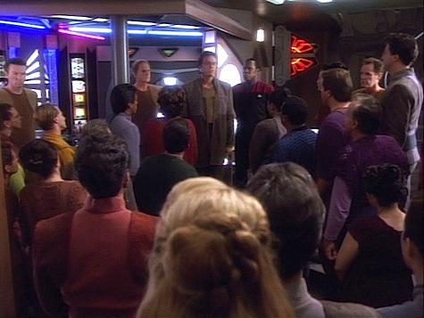Star Trek: Deep Space Nine Rewatch on Tor.com: The Homecoming
