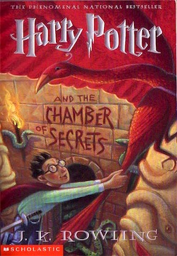 The Harry Potter Reread: The Chamber of Secrets, Chapters 17 and 18