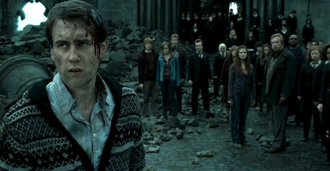 Neville Longbottom is the Most Important Person in Harry