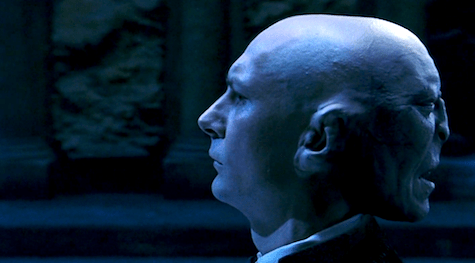Harry Potter and the Philosopher's Stone, Voldemort, Quirrell