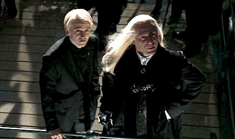 Draco, Lucius Malfoy