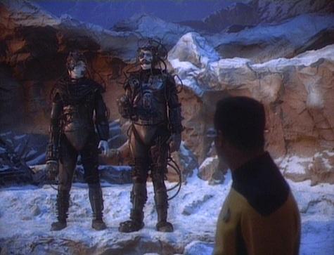 Star Trek: The Next Generation Rewatch on Tor.com: I, Borg
