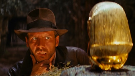 indiana jones Harrison Ford raiders of the lost ark