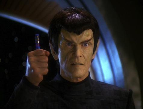 Star Trek: Deep Space 9, Sisko