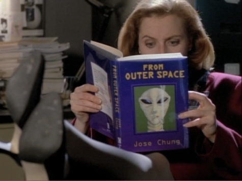 Reopening The X-Files: Jose Chung's From Outer Space