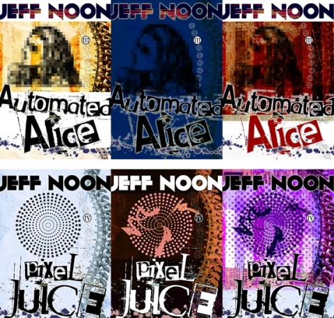 Jeff Noon Cover Art