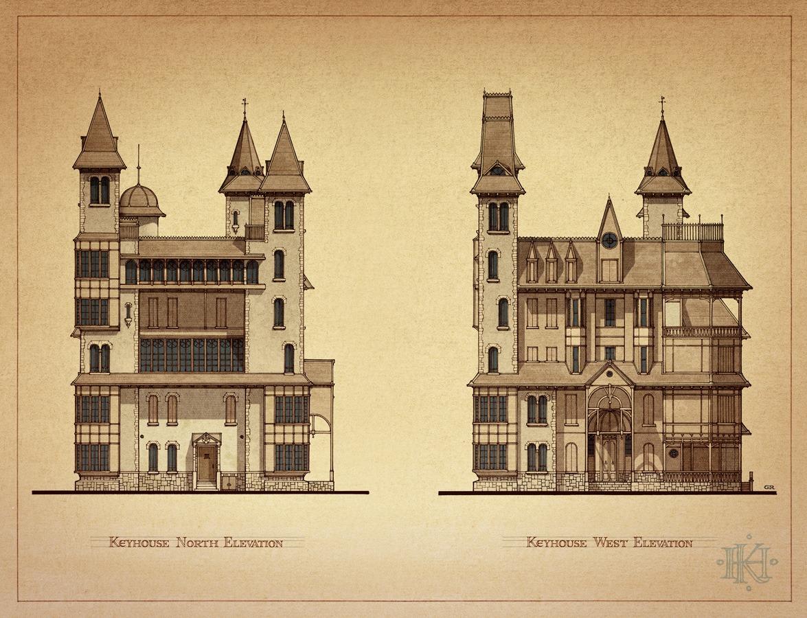 Keyhouse Manor