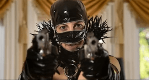 Kick-Ass 2 red-band trailer Chloe Moretz Hit-Girl Aaron Johnson Christopher Mintz-Plasse Jim Carrey
