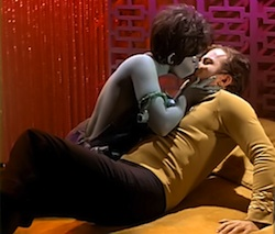 Give Kirk A Break. Spocks the One Putting Women Back in the Kitchen