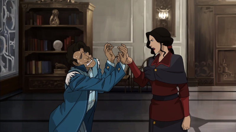 The Legend of Korra: Beyond the Wilds