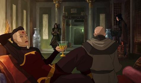 Avatar Legend of Korra Long Live the Queen