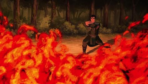 Avatar Legend of Korra Reunion