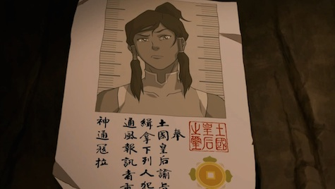 Avatar the Legend of Korra Stakeout