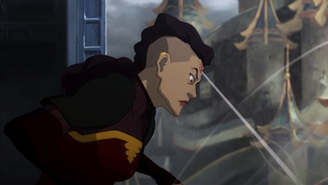 Avatar Legend of Korra Ultimatum