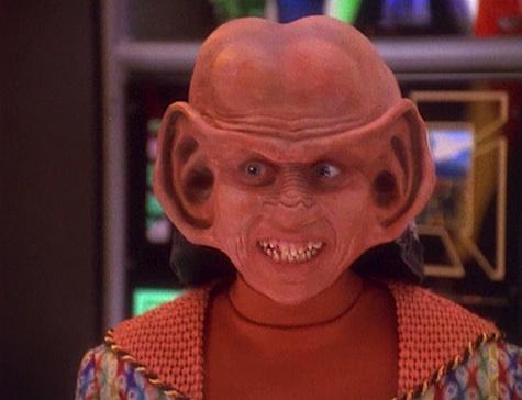 The Star Trek: Deep Space Nine Rewatch on Tor.com: Little Green Men