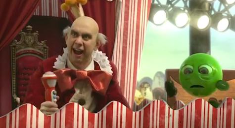 live-action Wreck-It Ralph video 60 seconds Vanellope von Schweetz all the feels
