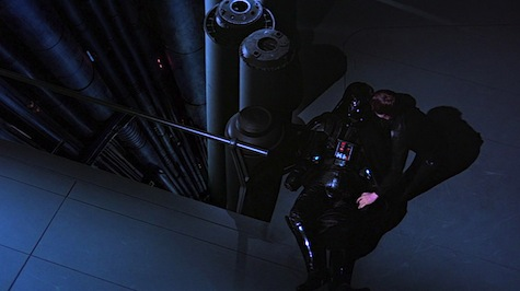 Luke Skywalker, Return of the Jedi, Star Wars, Darth Vader