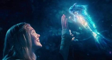 Maleficent, Aurora, Elle Fanning