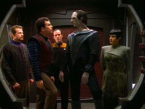 Star Trek: Deep Space Nine Rewatch on Tor.com: The Maquis, Part I