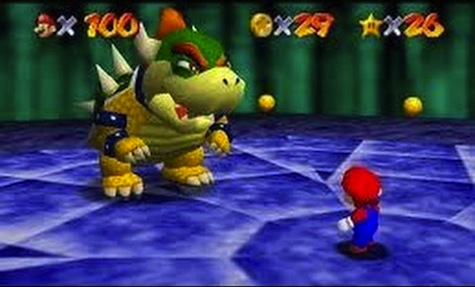 Gaming Roundup Best Feuds Bowser Mario