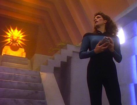 Star Trek: The Next Generation Masks rewatch