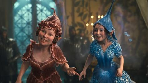 Maleficent, fairies
