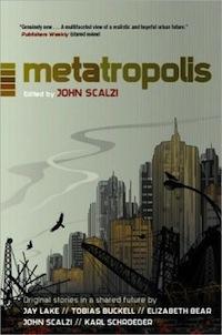 Metatropolis Book Cover
