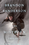 Mistborn ebook cover by Sam Weber