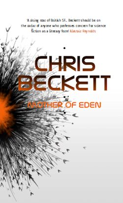 Chris Beckett Mother of Eden