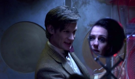 Neil Gaiman bubble universe Doctor Who Doctor's Wife
