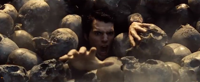 New Man of Steel trailer