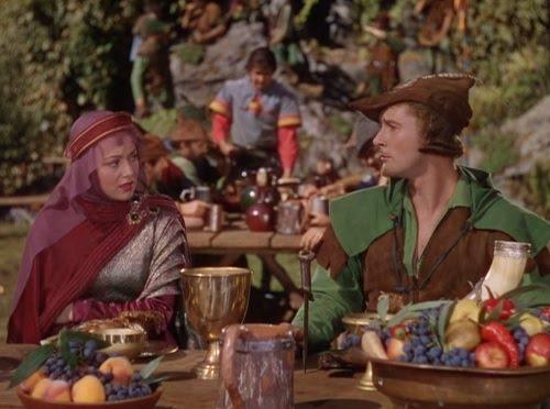 The Adventures of Robin Hood Marian