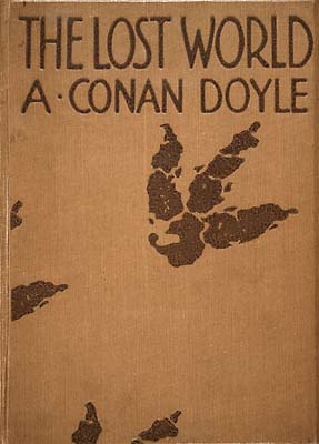 10 Essential Science Fiction Dinosaur Books The Lost World Sir Arthur Conan Doyle