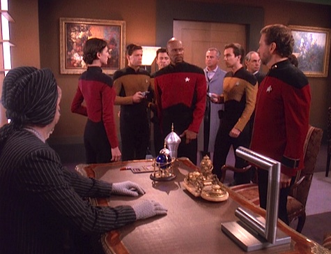 Star Trek: Deep Space Nine Rewatch on Tor.com: Paradise Lost
