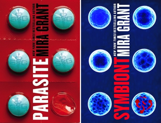 Orbit cover art Parasitology Mira Grant