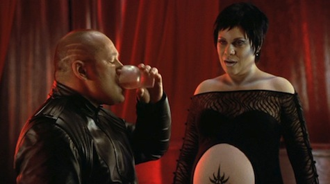 Farscape: The Peacekeeper Wars, Grayza