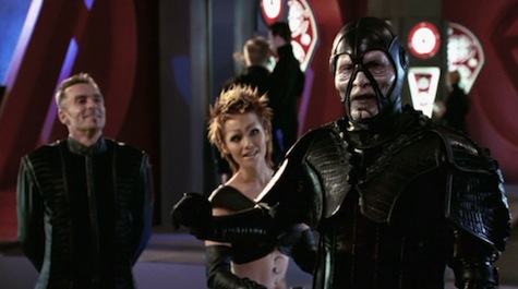 Farscape: The Peacekeeper Wars, Scorpius, Braca, Sikozu