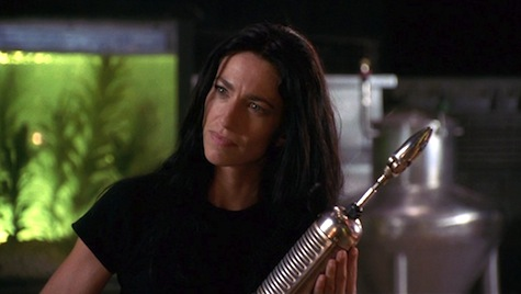 Farscape: The Peacekeeper Wars, Aeryn