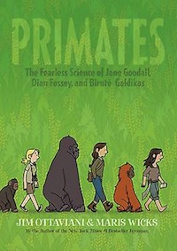 Primates Jim Ottaviani Maris Wicks
